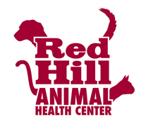 Red Hill Animal Health Center Logo
