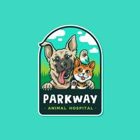 Parkway Animal Hospital Logo